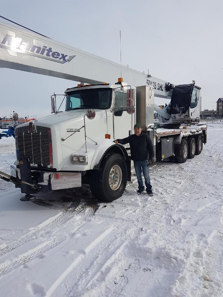 Saskatoon Crane Services by Sheriff Crane